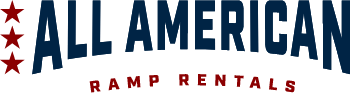 All American Ramp Rentals Logo